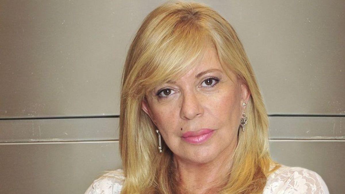 Barbara Rey, ingresada por coronavirus