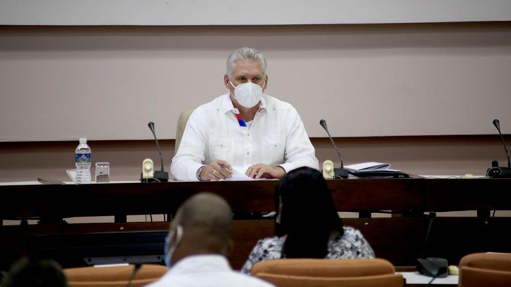 Díaz-Canel asume el liderazgo del Partido Comunista de Cuba tras la salida de Castro