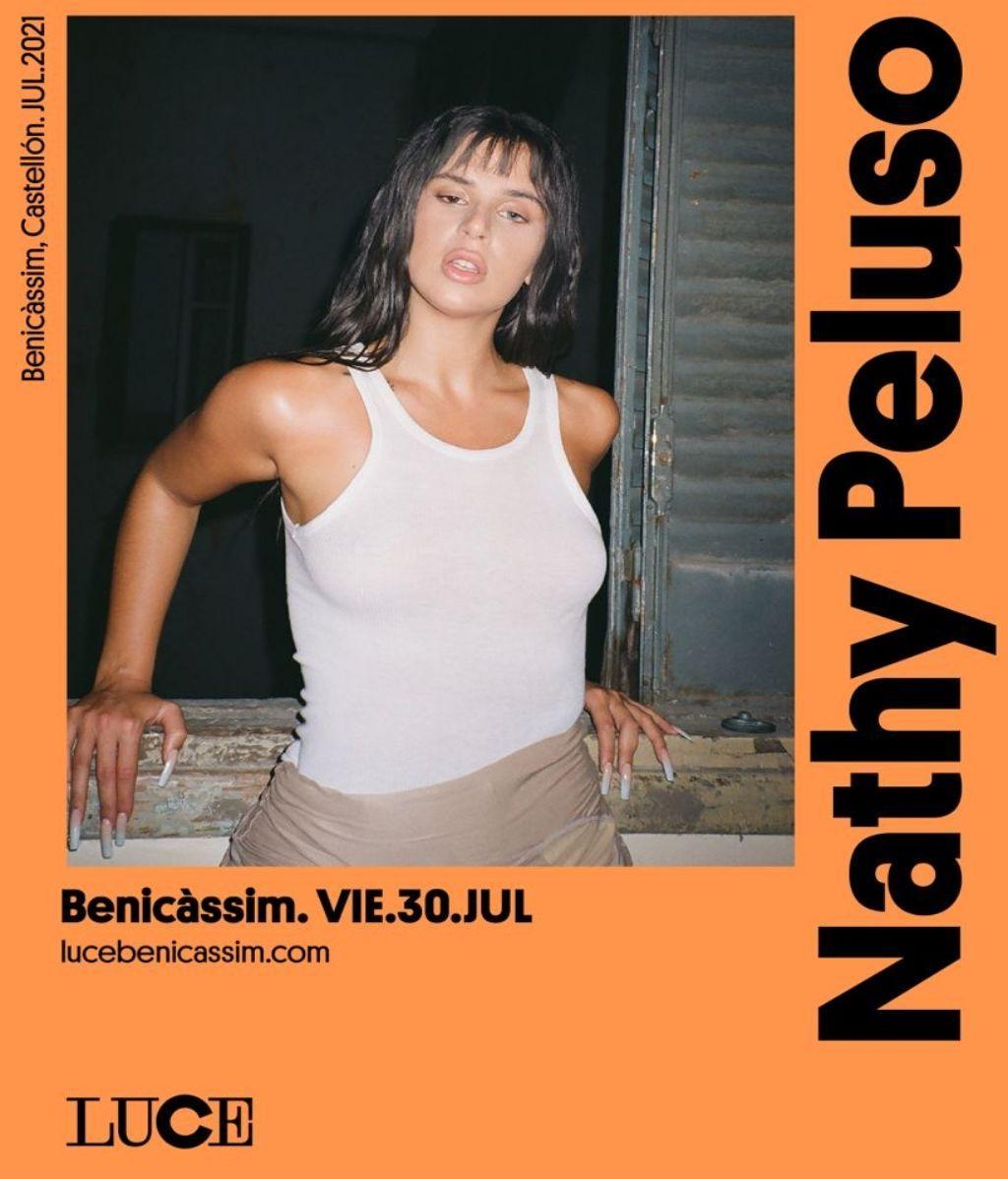 NATHY PELUSO LUCE BENICASSIMv