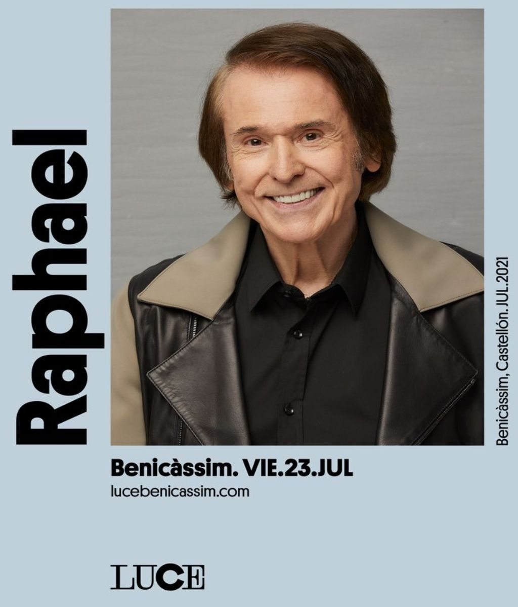 RAPHAEL LUCE BENICASSIMv