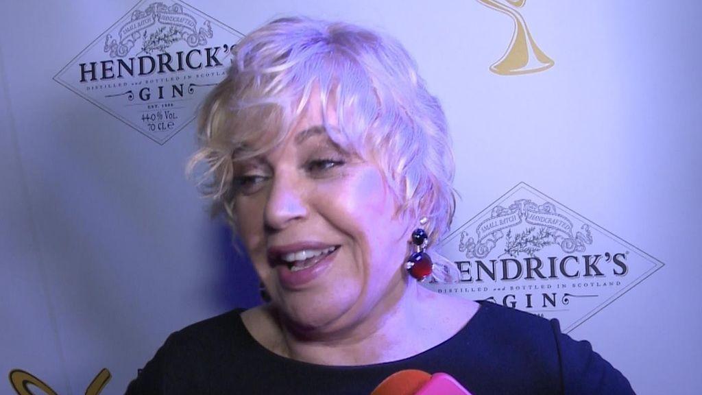 Bárbara Rey, ingresada por coronavirus en un hospital de Málaga