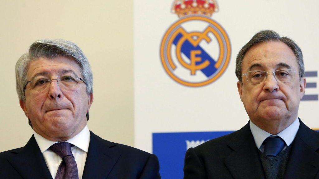El Atlético aceptó unirse a la Superliga porque sospechaba que la tercera plaza era para el Sevilla