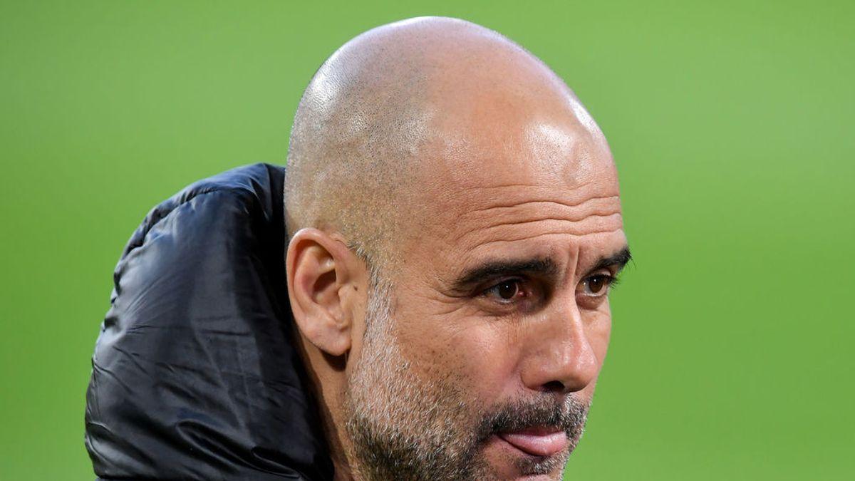 """Guardiola, sobre la Superliga: """"No es deporte. El éxito está garantizado sólo para unos pocos clubes"""""""