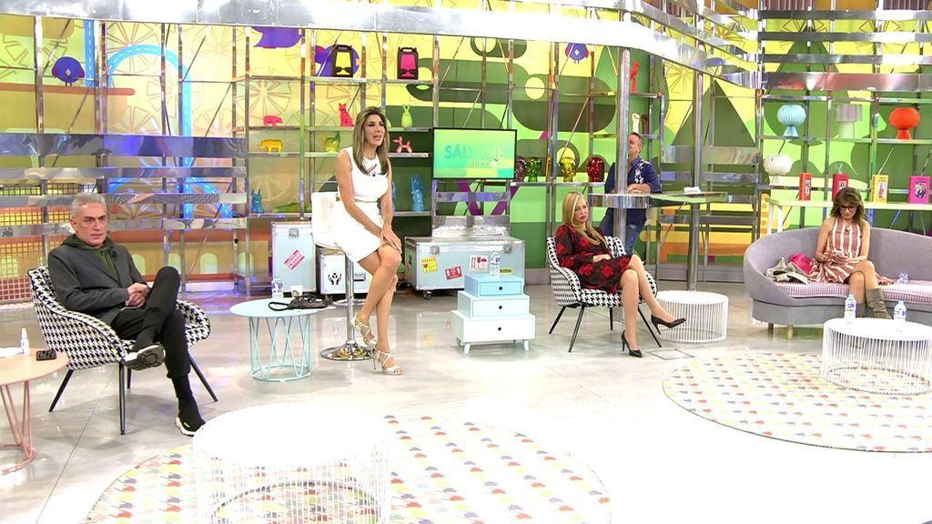 """'Sálvame' avanza los detalles de la entrevista de Rocío Carrasco: """"Viene muy segura, no va a omitir nada"""""""