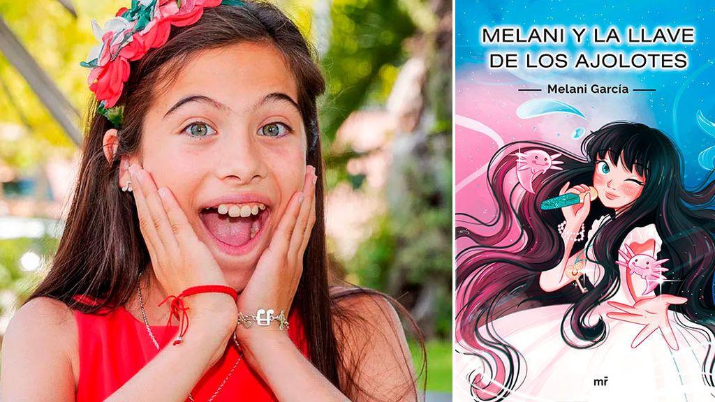 Melani y la llave de los ajolotes