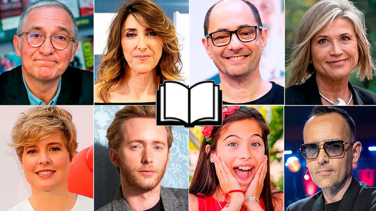 Televisivos por el Día del Libro 2021