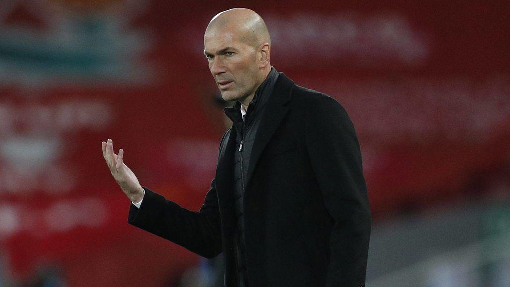 Zidane siempre ha mostrado su preferencia por Mbappé.