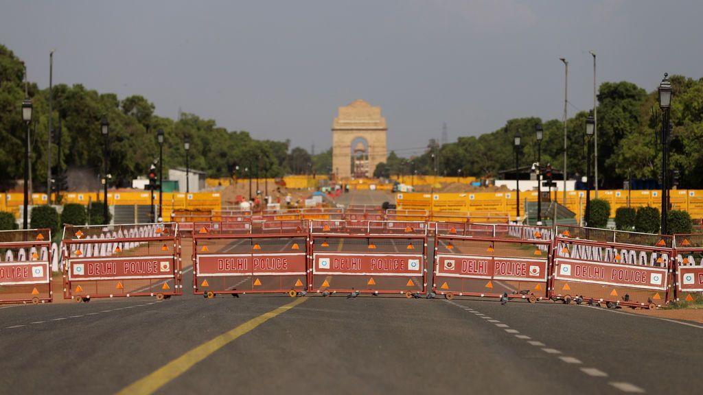 India registra 1.700 muertos, la cifra diaria más alta desde el inicio de la pandemia