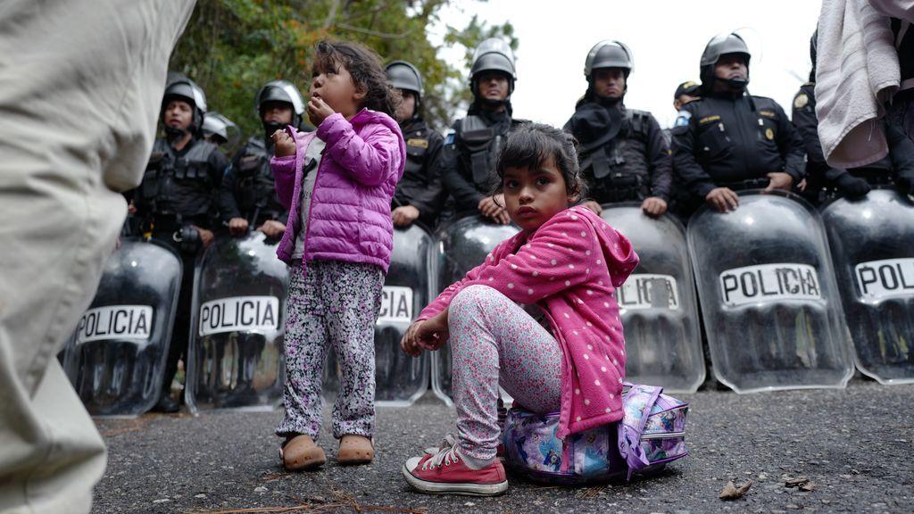 La migración infantil en México se ha multiplicado por nueve en 2021, según UNICEF