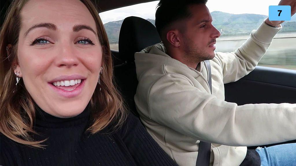 Yoli viaja a Albacete por sorpresa y se reencuentra con su familia después de meses (1/2)