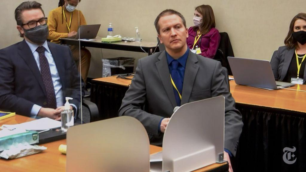 El jurado del caso Floyd comienza a deliberar mientras Estados Unidos se prepara para el veredicto