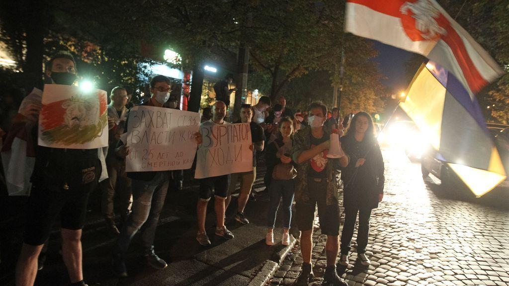 """Estados Unidos impone sanciones a Bielorrusia por """"abusos de derechos humanos"""" al no liberar a """"presos políticos"""""""