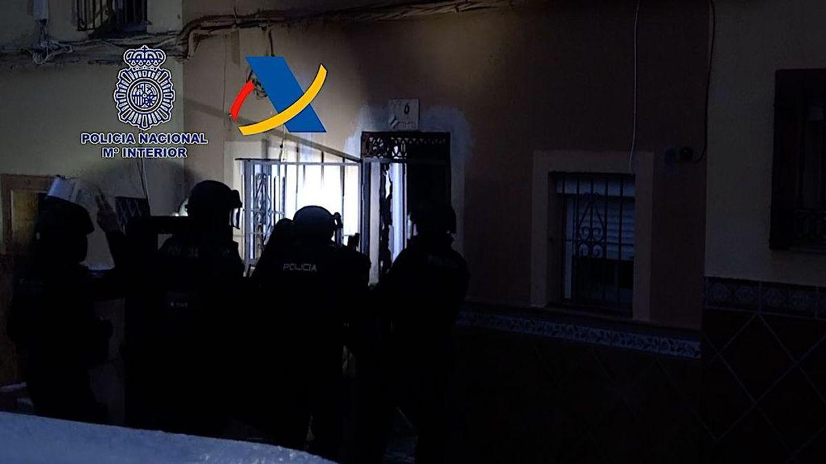 Desarticulada en Cádiz una organización que utilizaba a menores en el tráfico de hachís