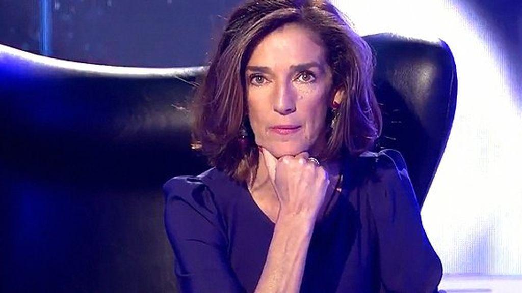 Paloma García Pelayo, en el especial de Rocío Carrasco