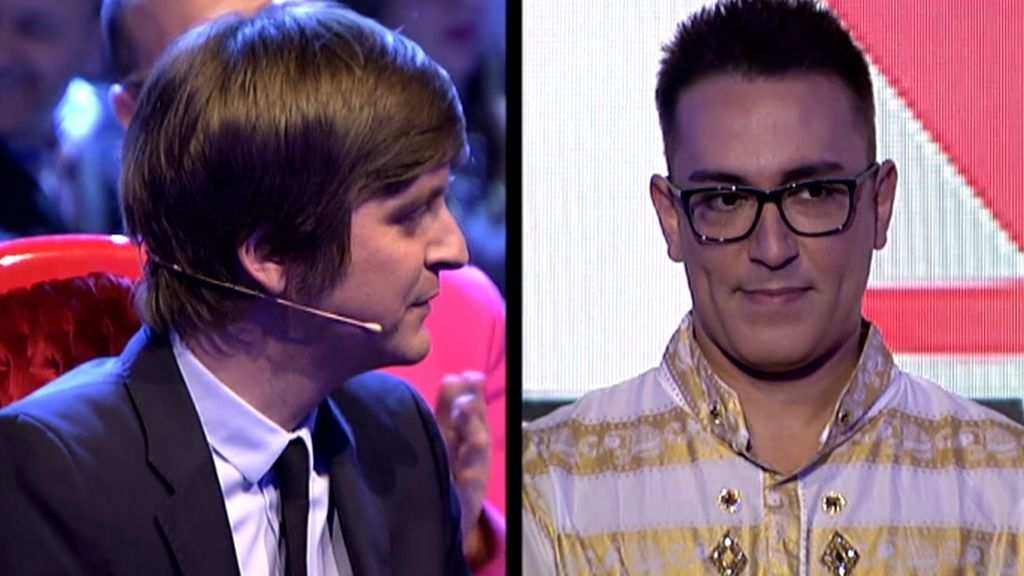 Marc Giró tuvo un enfrentamiento con Kiko Hernández