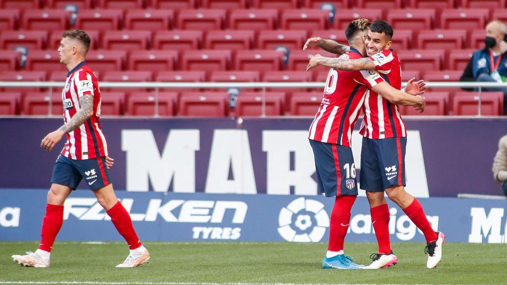 El Atlético de Madrid se descuelga de la Superliga