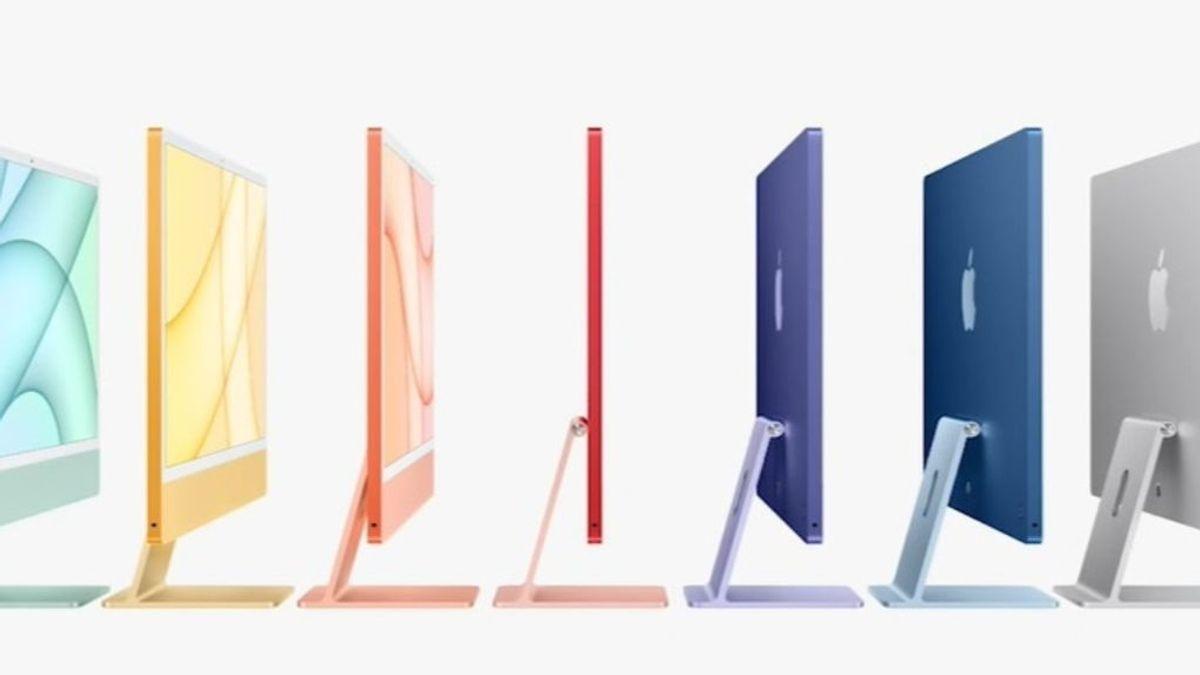 Apple presenta un nuevo iPad Pro, iMacs de colores y AirTag, dispositivo de rastreo para localizar objetos perdidos