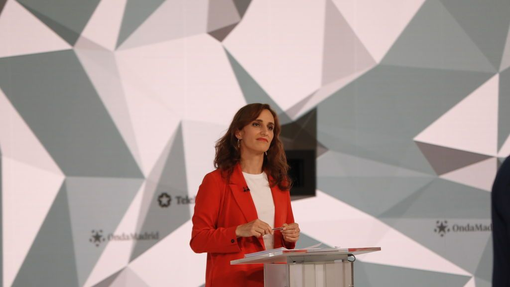"Mónica Garcia llama a Ayuso ""presidenta ni ni"""