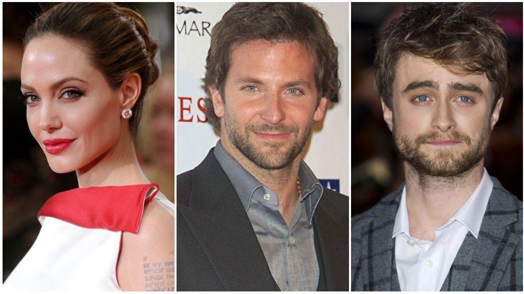 Angelina Jolie, Bradley Cooper, Daniel Radcliffe y otras celebrities de Hollywood que superaron sus adicciones: así pasaron del éxito al abismo.