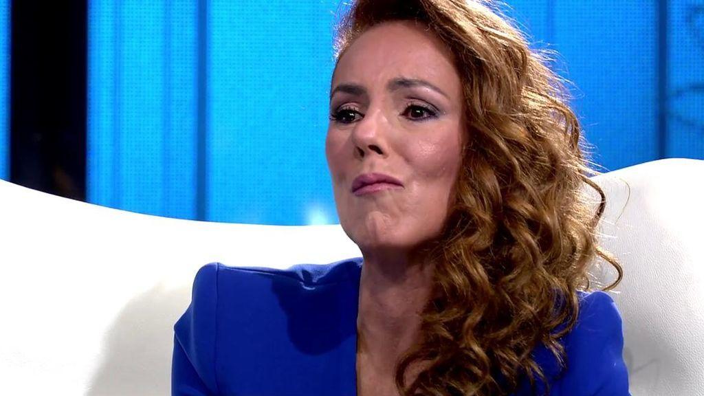 Rocío Carrasco narra la agresión de su hija
