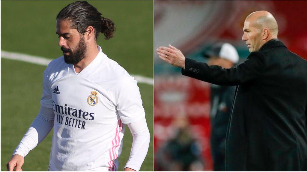 """El Real Madrid felicita el 29 cumpleaños a Isco y cargan contra él: """"Debería estar jubilado y comiendo carne"""""""