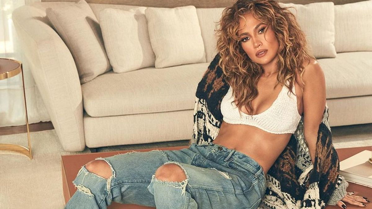 15 pantalones vaqueros que te ayudarán a lucir curvas como Jennifer Lopez