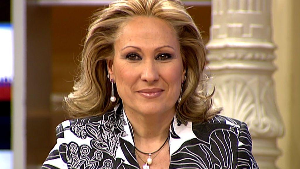 La primera entrevista de Rosa Benito tras la muerte de Rocío Jurado