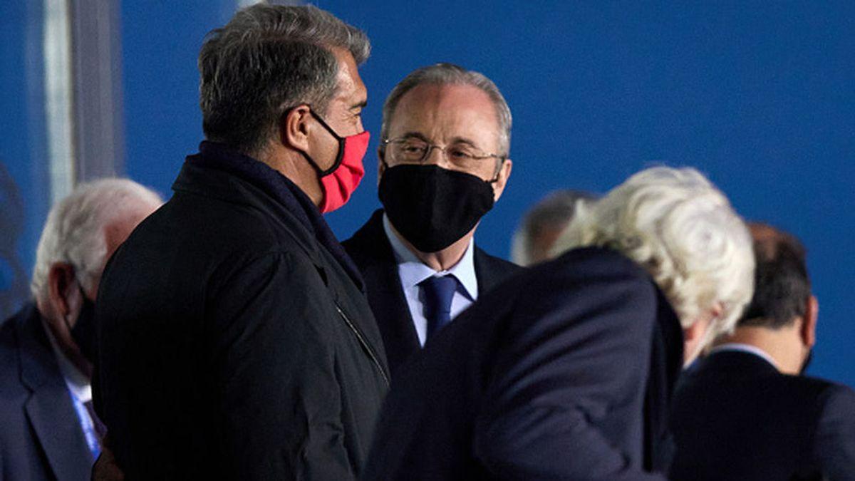 """La Superliga tomará """"los pasos más adecuados para remodelar"""" su proyecto tras la salida de los clubes ingleses"""
