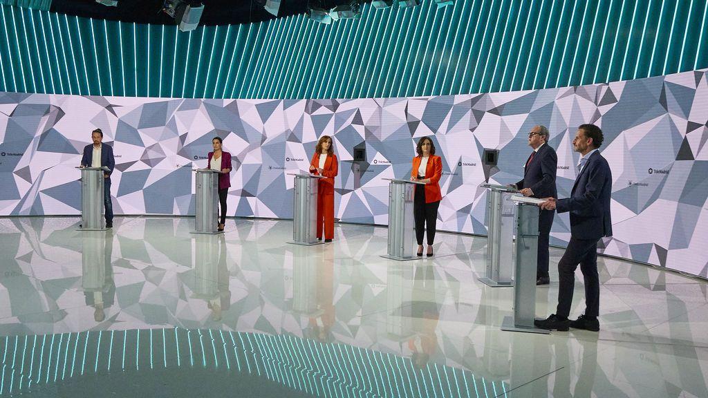 ¿Quién ha ganado el debate a seis para el 4M? Opina