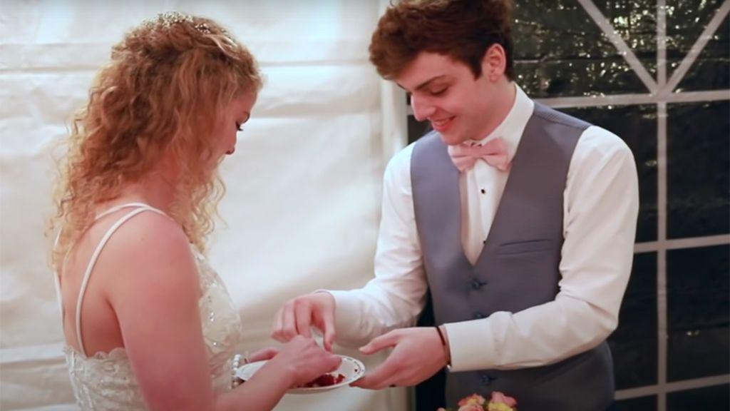 Muere un joven un año después de casarse tras ser diagnosticado de un cáncer terminal
