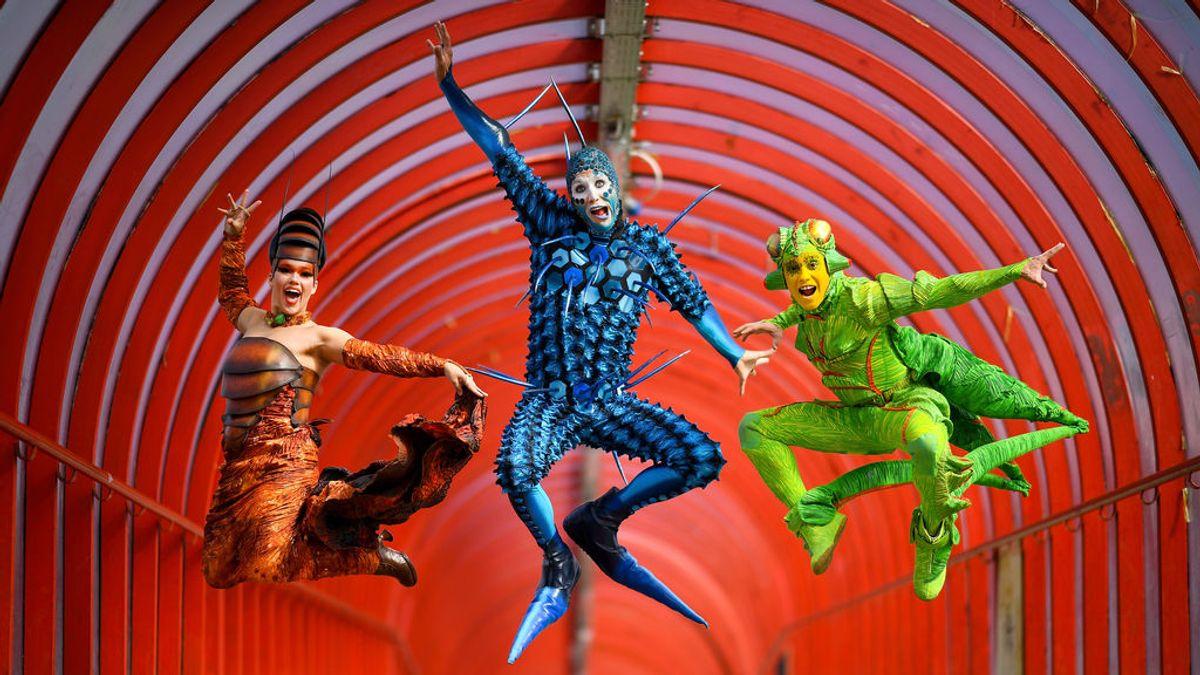 Cirque du Soleil anuncia el regreso de cuatro espectáculos tras más de un año paralizados por la pandemia