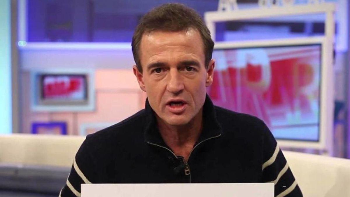 Alessandro Lequio, en 'El programa de Ana Rosa'