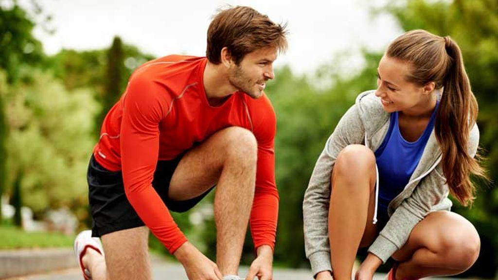 Caminar será una opción fácil para fortalecer vuestro cuerpo.