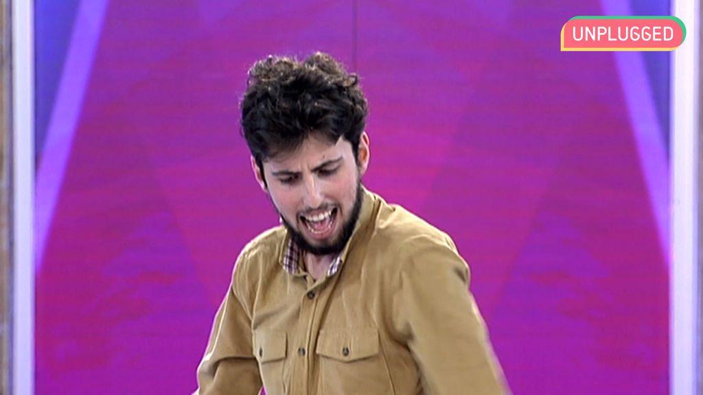 Albert Infante en 'Cámbiame' (2017)