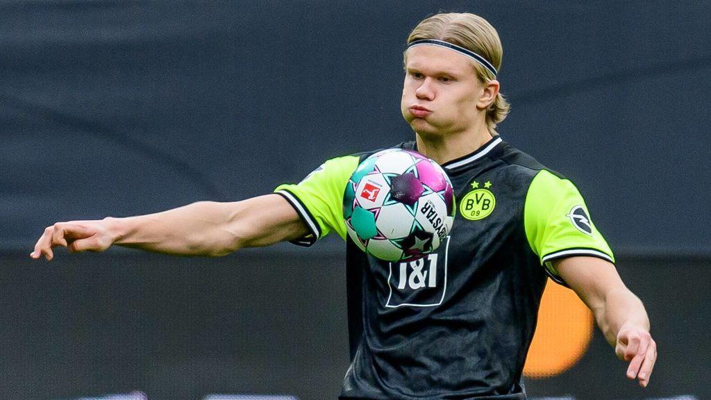 """Haaland quiere salir pero el Dortmund se pone serio ante las negociaciones a la espalda de Raiola: """"Seguirá con nosotros"""""""