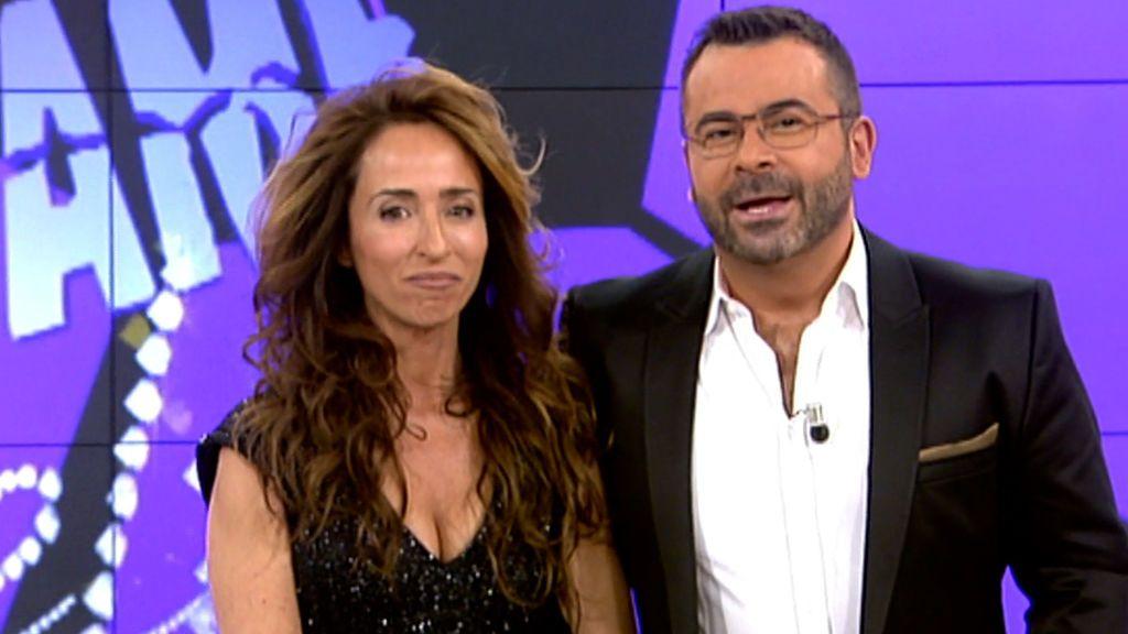 El debut de María Patiño en 'Sábado Deluxe'