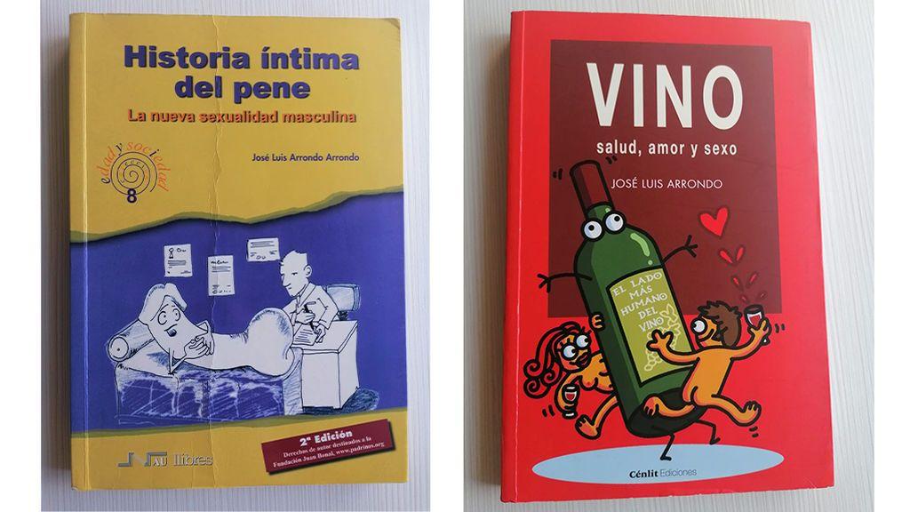Libros de José Luis Arrondo