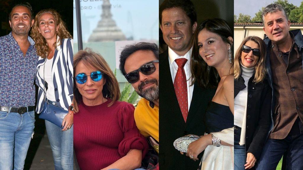 Fidel Albiac y otros discretos esposos a la sombra de sus famosísimas parejas