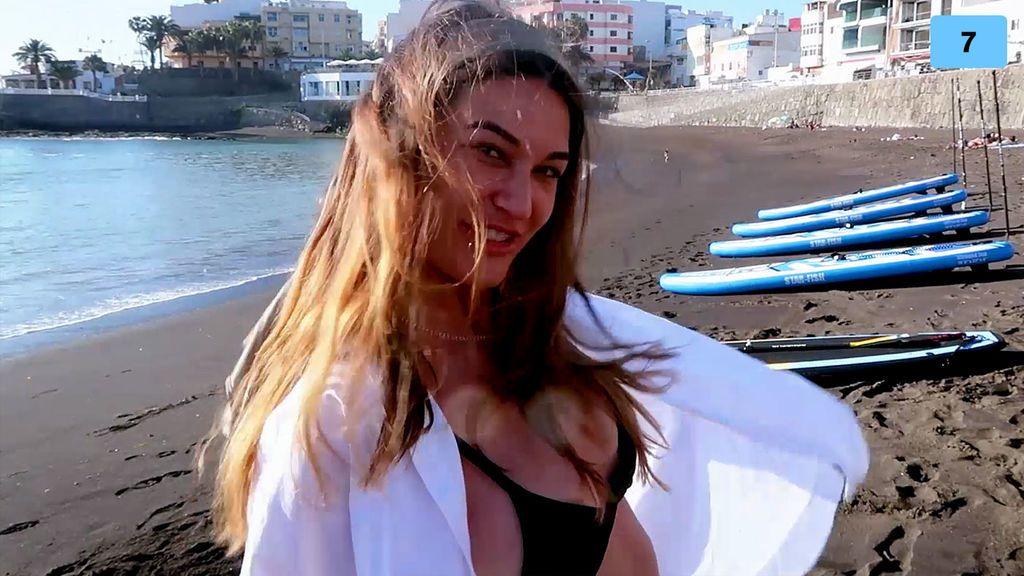 Estela Grande viaja a Canarias y nos enseña el espectacular hotel en el que se aloja (2/2)