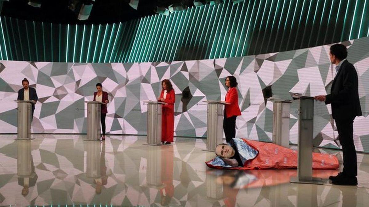 Los memes del debate de los candidatos a la Comunidad de Madrid