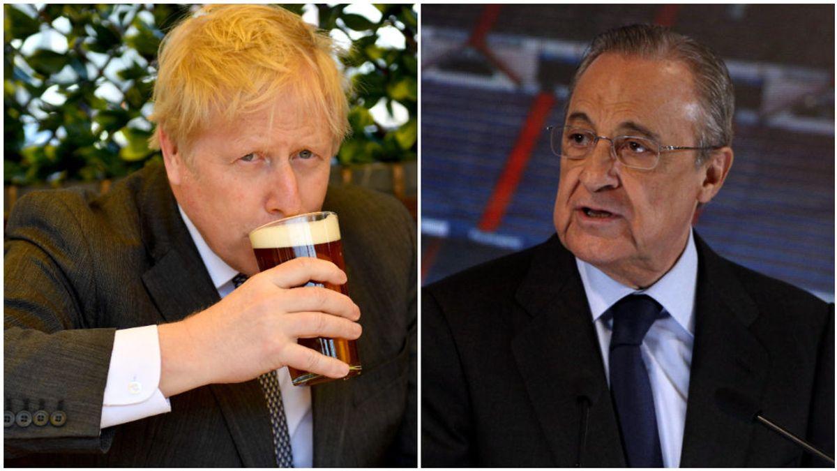 Boris Johnson amenazó con un impuesto de lujo en la Premier.