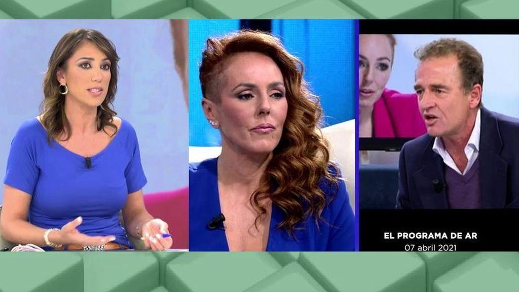 Patricia Pardo defiende a Lequio tras las declaraciones de Rocío Carrasco