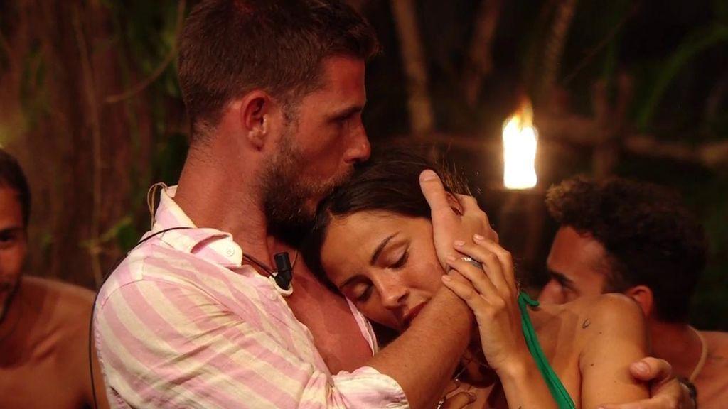 Tom y Melyssa protagonizan un cómplice momento