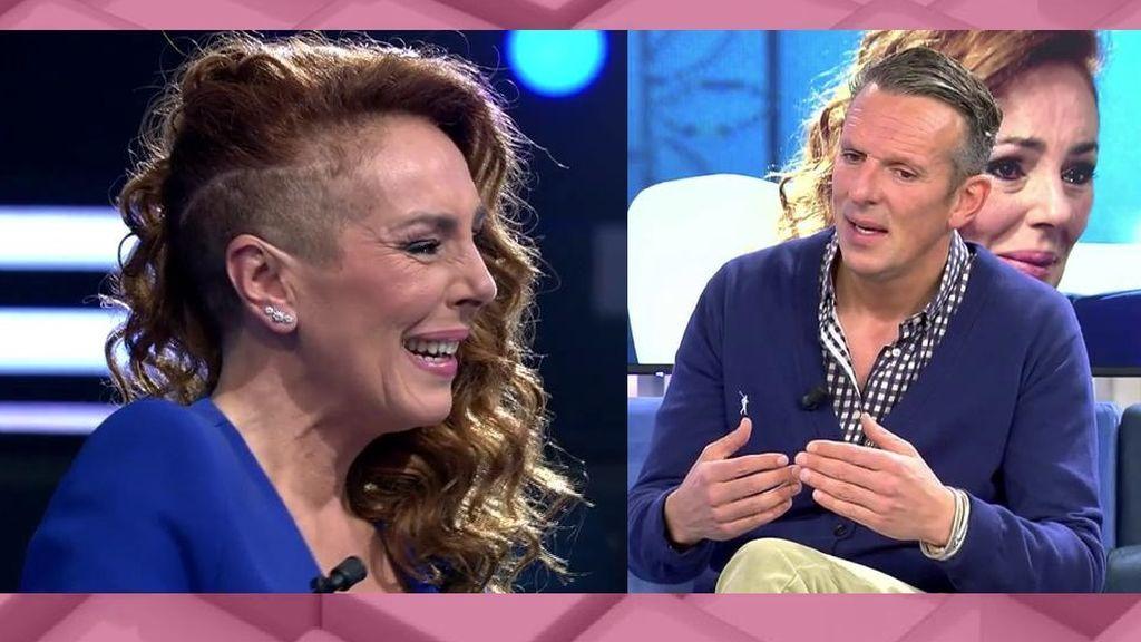 Joaquín Prat, tras la reacción de Rocío Carrasco con Rocío Flores