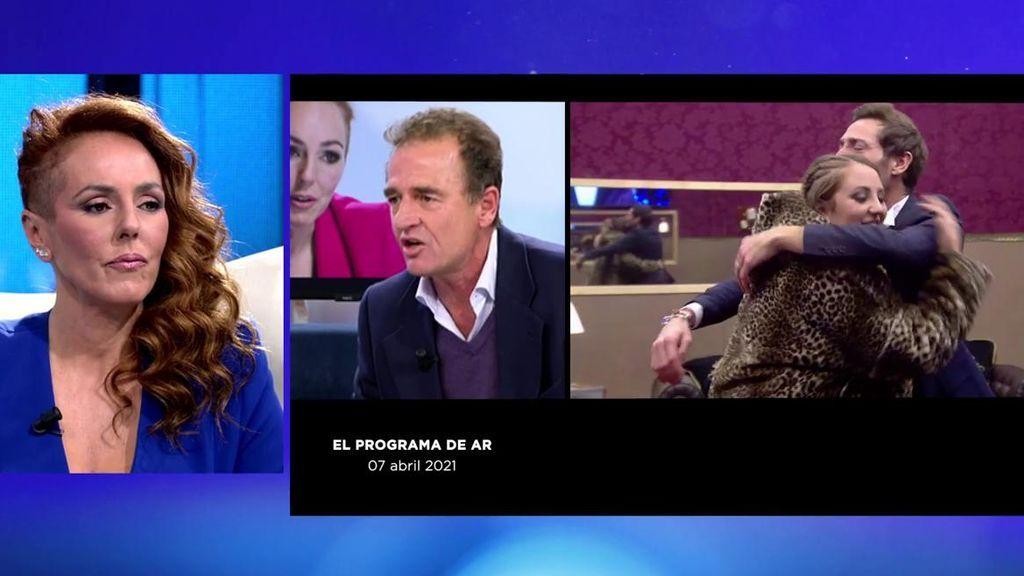 Rocío responde a Alessandro Lequio