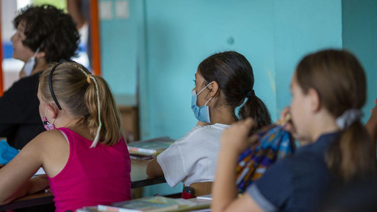 La detección rápida de un 10% de los casos asintomáticos en colegios y guarderías será clave tras la vacunación