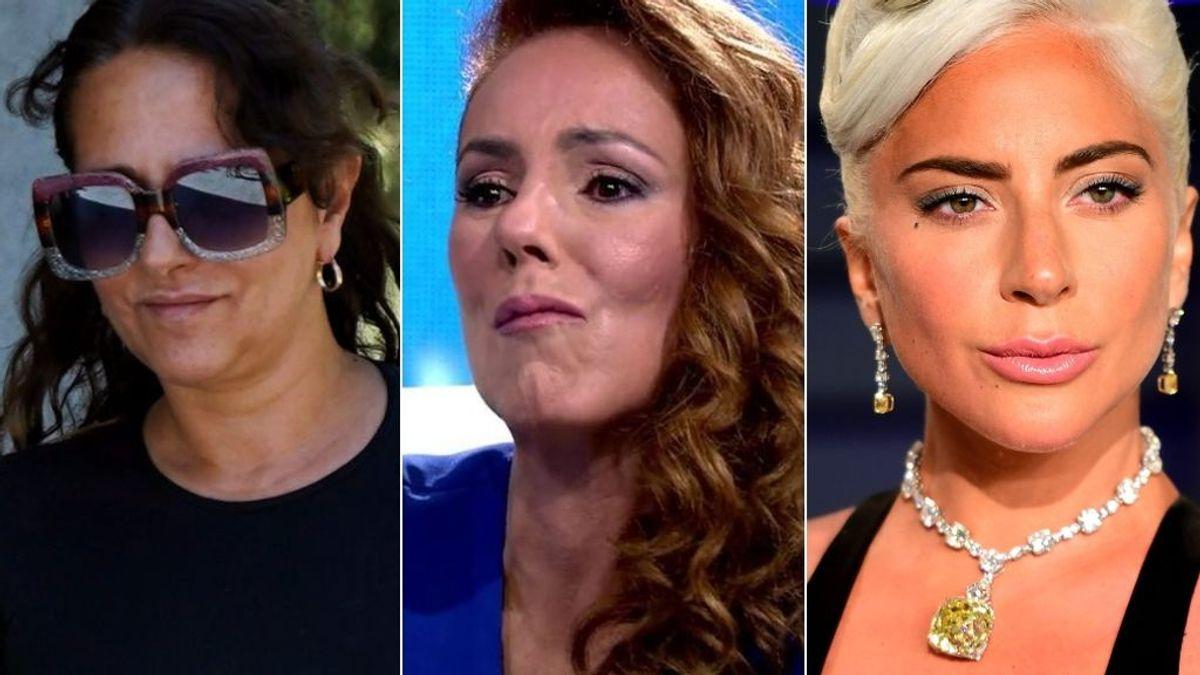 """""""Nos nos han dejado ser, amiga"""": Rocío Carrasco, Yolanda Ramos, Soraya Arnelas y otras famosas que han visibilizado el maltrato"""