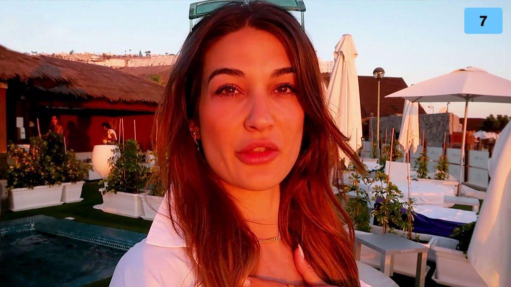 Estela Grande viaja a Canarias y nos enseña el espectacular hotel en el que se aloja (1/2)