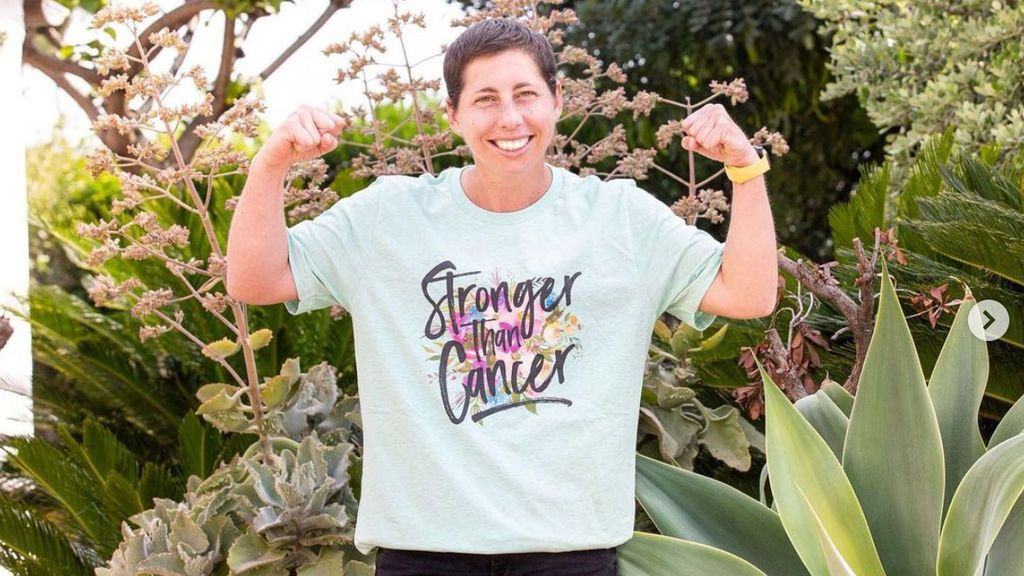 La tenista Carla Suárez anuncia que ha derrotado al cáncer