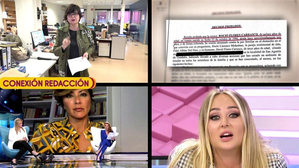 Habla uno de los autores del informe psicosocial de Rocío Flores: se negó a la mediación familiar